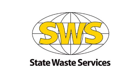State Waste Services logo