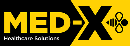 Med-x Healthcare Solutions logo