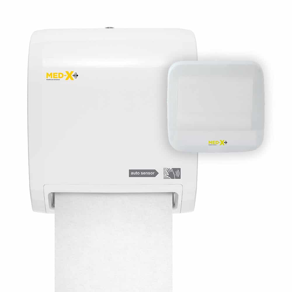 Autotowel and Multifold hand towel units